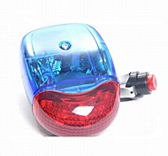 Bike Bike Horns Cycling/Bike LED Light Plastic