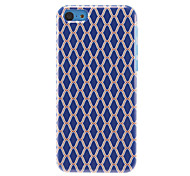 Network Pattern Navy Hard Case for iPhone 5C