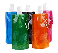 Sport Foldable Water Bottle(Random Color)