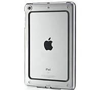 color sólido parachoques transparente marco para mini ipad 3, Mini iPad 2, iPad mini (colores surtidos)