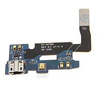 Cargador de carga de reemplazo puerto Flex Cable para Samsung Galaxy Note N7100 2 ll