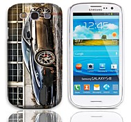 Coupe Design Hard Case with 3-Pack Screen Protectors for Samsung Galaxy S3 I9300