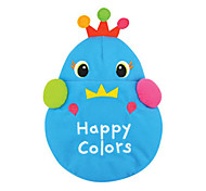 Happy Colors Blue Chick Toy