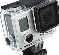 Accessories For GoPro,Smooth Frame Protective Case ButtonFor-Action Camera,All Gopro Aluminium Alloy