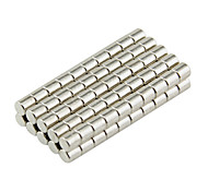 Magnet Toys 100Pcs 3x3mm Magnet Toys / Super Strong Rare-Earth Magnets / Neodymium Magnet Executive Toys Puzzle Cube DIY ToysMagnetic