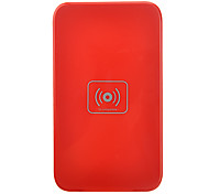 Qi Wireless Charger for Nexus 4 Lumia 920 HTC 8X DNA Samsung i9300 Note2 S3 S4 — Red