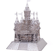 105 Pieces Musical Grey 3D Castle Puzzles