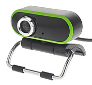 5.0 Megapixels USB 2.3 PC cámara webcam con CD
