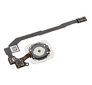 Black iPhone 5S Touch ID Sensor Home Button Key Flex Cable Ribbon Repair