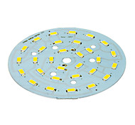 15W 3000K Warm White Light LED Chip