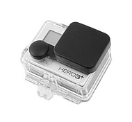 New Protective Plastic Lens Cover for GoPro Hero 3+ housing