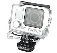 GoPro Aluminum Silver LANYARD RING Mount with Hidden Screw Design for 3 Plus / 3+