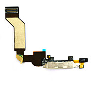 Dock Charging Port Connector Assembly Replacement Flex Cable for iPhone 4S (Assorted Colors)