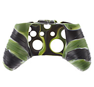 Silicone Skin Case for XBOX ONE (Hunter Green)