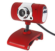 5,0 Megapixel USB 2.4 PC Kamera Webcam mit CD