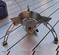 Ambientazione esterna lega di rame e acciaio inox Tipo Split Gas Forno uso per la cottura