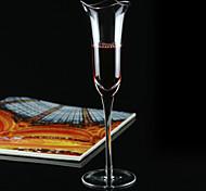 Flor Boca Champagne Vidro, Vidro três onças