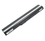 5200mah Laptop Battery for Asus K52 X8C X67 X5I X42 P62 P82 PRO5I PR067 PR08C P42 - Black