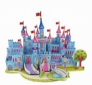 3D Puzzle Mini Castle Toy For Kids