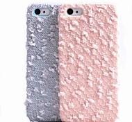 Cute Girl Style Snow Plüsch Design-Tasche für iPhone 4/4S