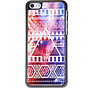 Mysterious Outer Space Pattern Aluminous Hard Case for iPhone 5C