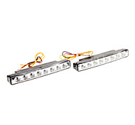 Universal 8LED DRL with turning light function