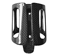 Ultra Light 3K Black Carbon Fiber Bicycle/Bike Bottle Cage Bottle Holder-30G