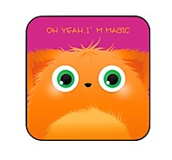 OUNUO 8000mAh Magic Cartoon Pattern Portable Power Bank External Battery for iPad and Others (5V 2A Max,20cm)