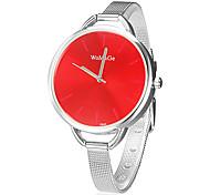"""Frauen """"neue Mode Damen Quarz großen parten Armband-Uhren kleiden Uhr"""