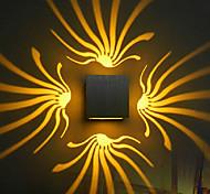 LED Wandleuchte, Moderne Aluminium Oxidation (verschiedene Farben)
