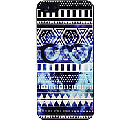 Mysterious Outer Space Pattern Aluminous Hard Case for iPhone 5/5S