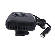 Автомобиль автомобиль электрический тепловентилятор отопление лобового стекла антиобледенитель запотевания 12v 200w