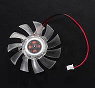 7cm Plastic Graphics Fan
