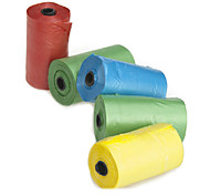 Fashion Colorful Garbage Bags(Assorted Color)