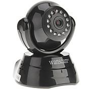 wanscam® cámara PTZ IP audio bidireccional girar wifi p2p inalámbrica