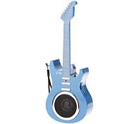 C42 fresco SD Card Design Mini Suporte Speaker / USB (Azul)