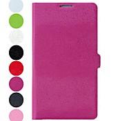 Leopard patrón de cuero de la caja de cuerpo completo con ranura para tarjeta para Samsung Galaxy Note 3