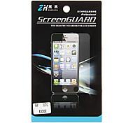 Protector de pantalla transparente para HTC A320e