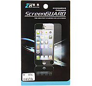 Transparent Screen Guard for HTC G14/z710e