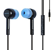 X30M In-Ear Earphone with Mic and Remote for Mobilephone