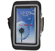 Morbido Viaggi Cintura Accessorio Palestra Colorful Esecuzione Sport Armband Custodia per Samsung Galaxy S4 I9500/S3 I9300