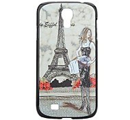 Cramp Iron Painting Pattern Hard PC Cas  for Samsung Galaxy S4 I9500