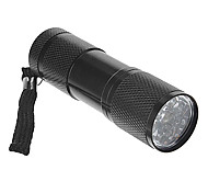LED Flashlights/Torch / Handheld Flashlights/Torch LED 1 Mode 100 Lumens Waterproof / Super Light / Compact Size / Small Size 5mm Lamp AAA