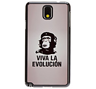 VIVA LA Decal Pattern Plastic Hard Back Case Cover for Samsung Galaxy Note3 N9000