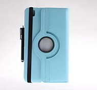 Rotatable Leather Case with Stand and  Touch Pen for Samsung Galaxy Tab Pro 8.4 T320