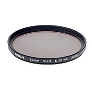 BENSN 55mm SLIM Súper DMC Filtro UV