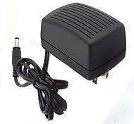 12V 2A  Power Adapter/Charger for Digital Devices 2-Flat-Pin Plug