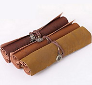 Fashion Hot Sale Brown Leather Multipurpose Bag(1 Pc)(More Color)