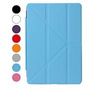 Solid Color Glossy Matte Case for iPad mini 3, iPad mini 2, iPad mini