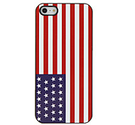 Top 32 World Cup Series U.S Flag Pattern Hard Case for iPhone 5/5S